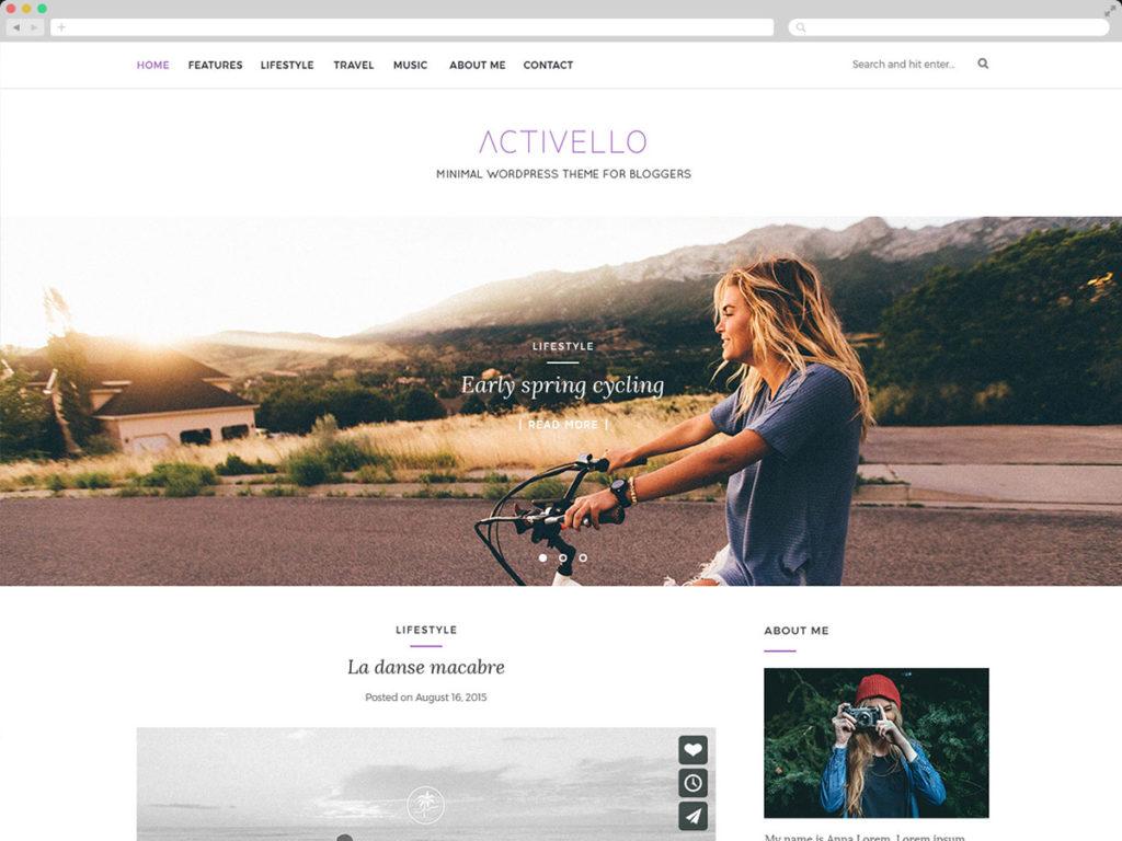 activello-simple-blog-theme