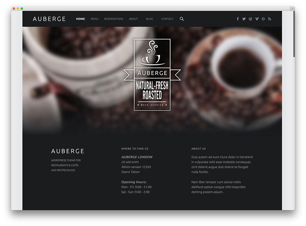 auberga-creative-resarvations-theme
