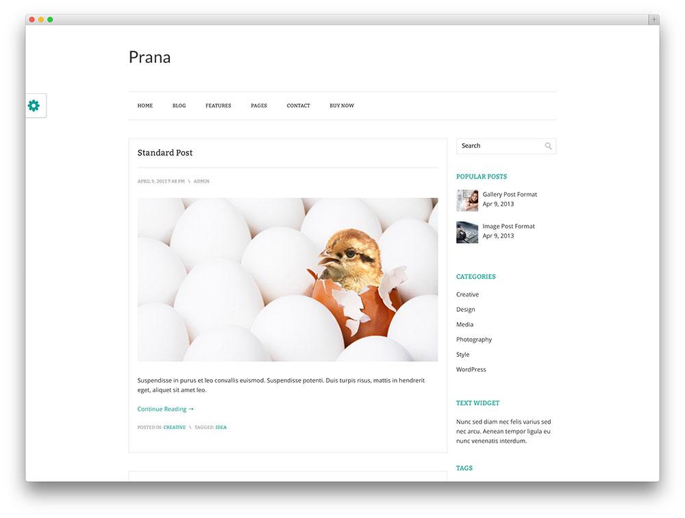 prana-minimal-wordporess-blog-theme